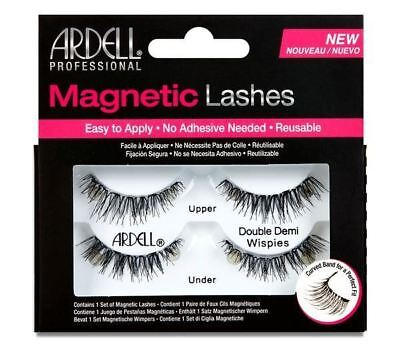 Ardell Magnetic Lashes - Double Demi Wispies Different Quantity Available