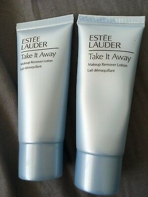 Estee Lauder Take It Away Makeup Remover Lotion 2 x 30ml (60ml total) NEW