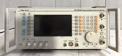 Aeroflex IFR 2944B Communications Service Monitor (D)
