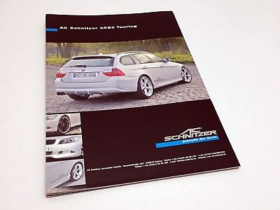2008 Bmw 3 Series Touring 328xi E91 Brochure 2450 Picclick