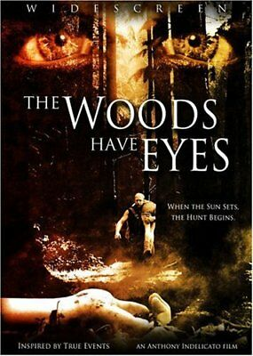 The Woods Have Eyes- DVD Movie - Brand New  Fast Ship! (OD-51269 / OD-220)