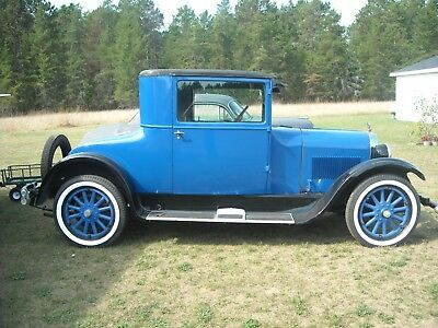 1927 Dodge Brothers Coupe