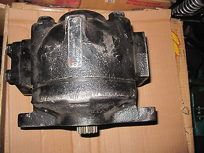 David Brown Hydraulics Gear Pump 2442A6B1R