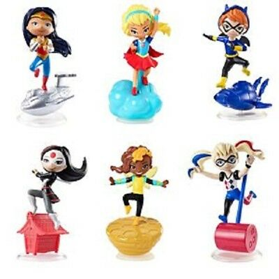 DC Super Hero Girls Mini Action Figure - NIB