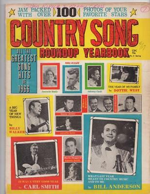 Country Song Roundup Spring 1967 Yearbook
