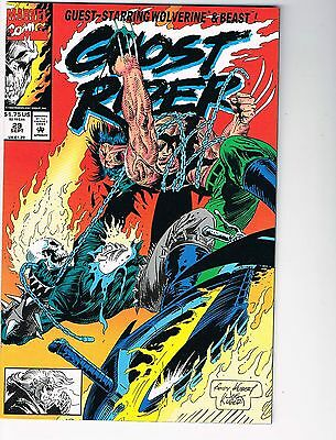Ghost Rider  # 29  NM 9.4