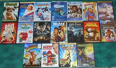 lot of 4 dvd children s christian and educational cartoons bible