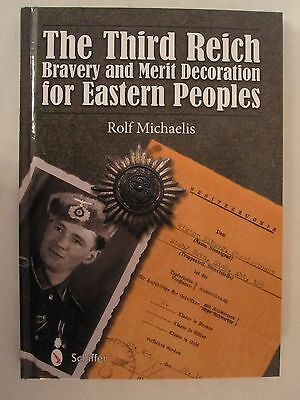 The Third Reich Bravery and Merit Decoration for Eastern Peoples
