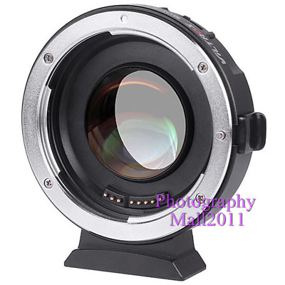 Viltrox EF-M2 Auto Focus Adapter 0.71x Aperture for Canon EF Lens to M43 Camera