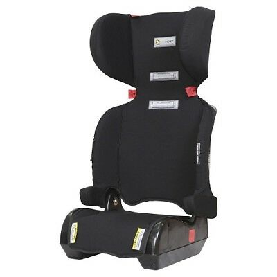 Infa Foldable Booster 4-8 years Black  Child Safe Lightweight New Version