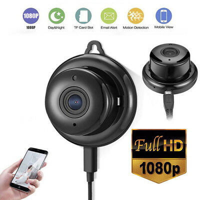 3D Wireless Mini WIFI IP Camera HD 1080P Smart Home Security Camera Night Vision