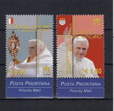 5975 ) Vatican 2006 ** / MNH -   The travels of Pope Benedict XVI