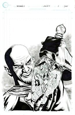 Jirni Volume 3 Issue 2 Cover by Michael Sta. Maria