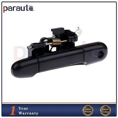 Front Outer Outer Door Handle Left Driver Side Fits 91-94 Tercel 92-95 Paseo