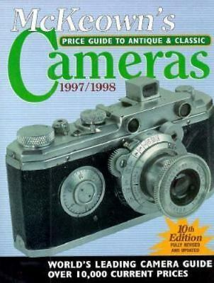 McKeown's Price Guide to Antique and Classic Cameras 1997-1998 (10th Ed), , Good