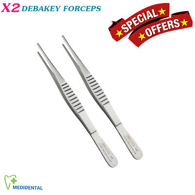 Dental implant instruments Debakey Tweezer forceps Surgical for oral surgery