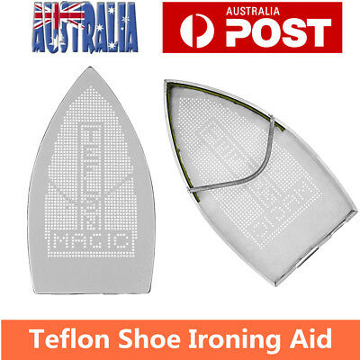 Universal Iron Cover Teflon Shoe Ironing Aid Board for Fabrics Protection Cloth