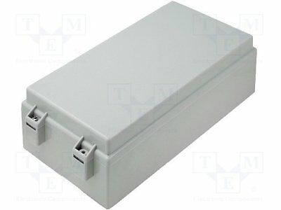 Enclosure: wall mounting; X:125mm; Y:222mm; Z:75mm; ABS; IP65 [1 pcs]