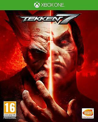 Tekken 7 XBOX ONE NEW SEALED DISPATCHING TODAY ALL ORDERS PLACED BY 2 P.M.