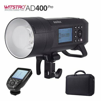 Godox AD400Pro 400W 2.4G X System TTL All-in-One Flash+Xpro-C Trigger for Canon