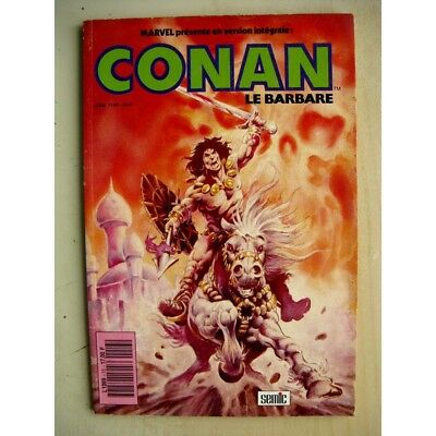 CONAN N° 13 Armada (Don Kraar - Mike Docherty) SEMIC Marvel Version Intégrale
