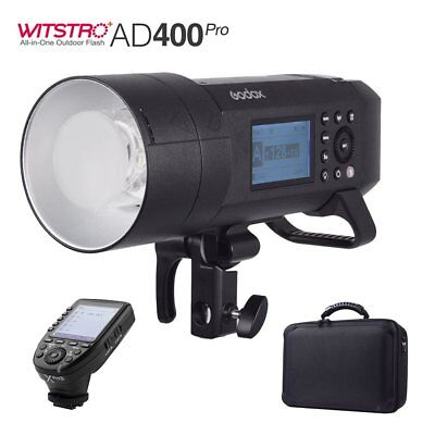 Godox AD400Pro 400W 2.4G X System TTL All-in-One Flash+Xpro-S Trigger for Sony