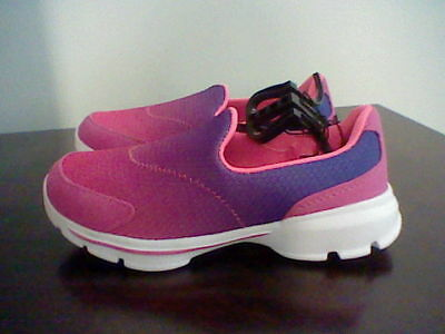 Brand New Girls Size 13 Athletic Works Slip On Shoes