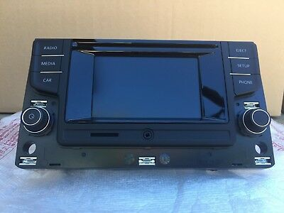 Original VW Autoradio Bluetooth CD SD MIB2 510035869C Touran 5T GOLF 7 Sportsvan