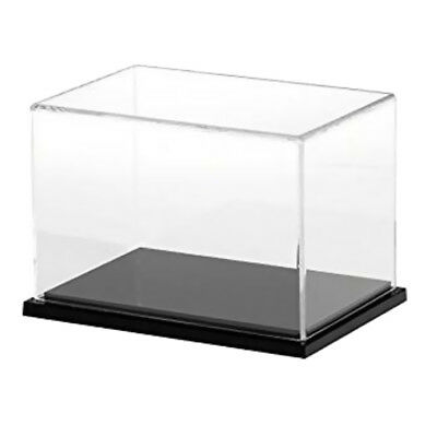 MagiDeal Acrylic Toy Display Show Dust-proof Box Large Protection 32x25x25cm