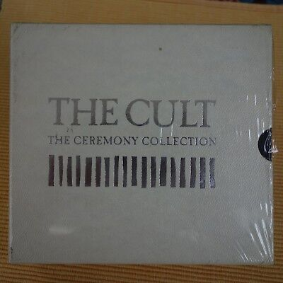 CULT  Wild Hearted Son Maxi CD BOX  *Ceremony Collection* BEG 255 CD  NEW SEALED