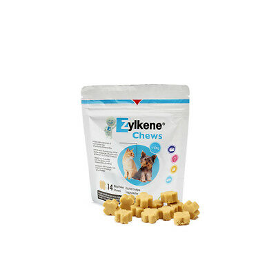 Zylkene Chews for Small Dogs and Cats under 10kg. Premium Service, Fast Dispatch