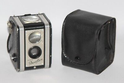 Kodak Duaflex - 1949 620 Film Pseudo TLR Camera in Case