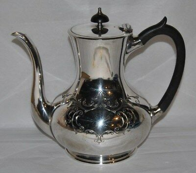 Beautiful Very Rare Circa Late 1800's James Dixon & Sons EPBM Coffee / Tea Pot