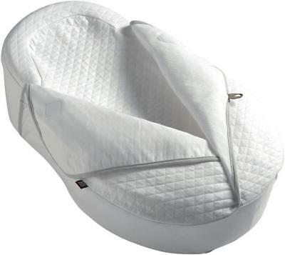 Red Castle Cocoonababy Cocoonacover - Light - White