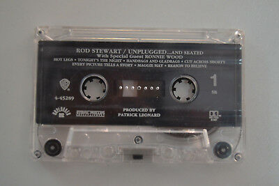 Cassette - Rod Stewart/Unplugged and seated - Warner Bros 1993