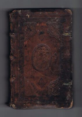 Antique Religious Book.The very rare. End of the 16th century.