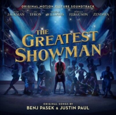 The Greatest Showman  - Original Motion Picture Soundtrack - New CD Album