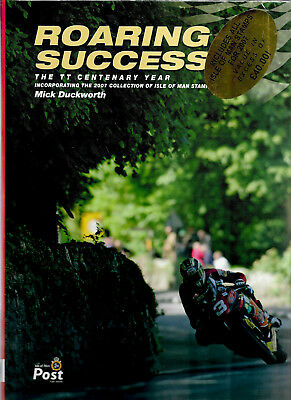 Isle of Man 2007 Roaring Success Year Book TT Centenary & Stamps for year