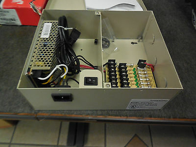 AT1210A-D07 9 Port Fused Output Power Distribution Box