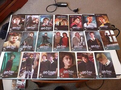 Set of 20, Series 2, 2006 Calendar Cards for Harry Potter and the Goblet of Fire