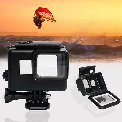 45m Diving Housing Case Shell Cover Frame for Gopro Hero 5 6 7 Action Cameras