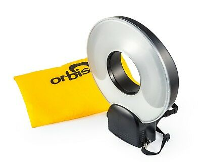 Orbis ring flash adapter for speed lights