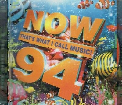 Now That's What I Call Music 94 Deluxe 2 CD  Set New Sealed Fast Free Shipping