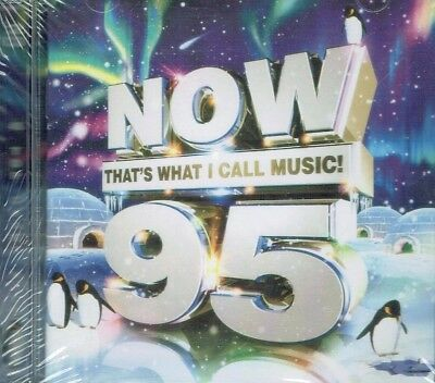 Now That's What I Call Music! 95 Special 2 CD Set Brand New Sealed FREE SHIPPING