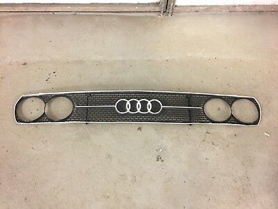 Classic Rare Audi 80 Mk1 B1 Aluminium Grill For Early Gl Gt Models Nos 1972-1974