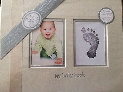 Koala Baby Book,  Footprint, for Photos, Memories, Special Moments, New