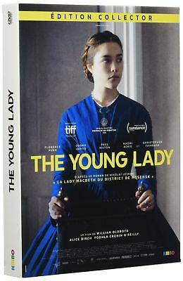 DVD - The young lady - Florence Pugh, Cosmo Jarvis, Naomie Ackie