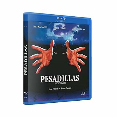 Blu-ray - Pesadillas BD 1983 Nightmares - Cristina Raines, Joe Lambie, Anthony J