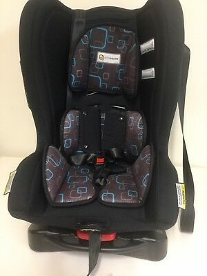 Used neon Infa Aurora Newborn 4 Years Convertable Car Seat Baby Infant