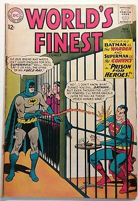World's Finest Comics # 145 -  1964  Superman/batman